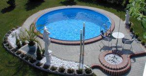 Bazén kruh