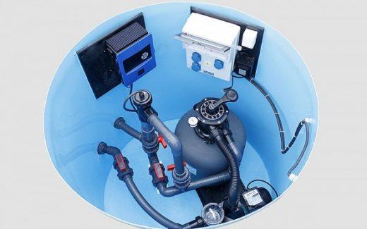 Čerpadla a filtrácie pre bazény