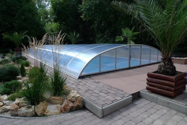 Zastrešenie bazéna Jupiter