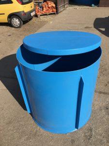Plastová šachta
