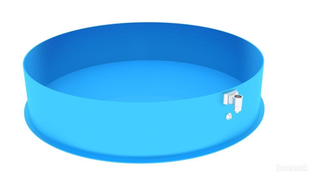 Plastový bazén kruh | Kruhový bazén | Okrúhly bazén