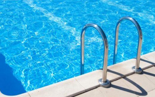 Schody madlá pre bazény
