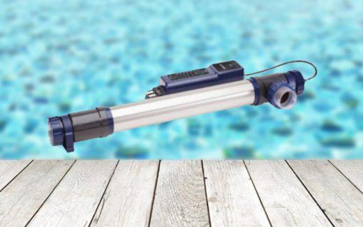 UV lampy, solinátory a automatické dávkovače pre údržbu vody v bazény