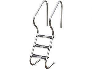 Nerezový rebrík Plus