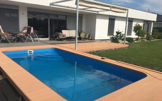 Bazény na kľúč