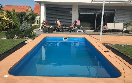 Bazén zaoblený - Classic