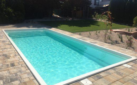 Bazén keramický Platinum