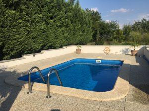 Plastový bazén Classic s rebríkom