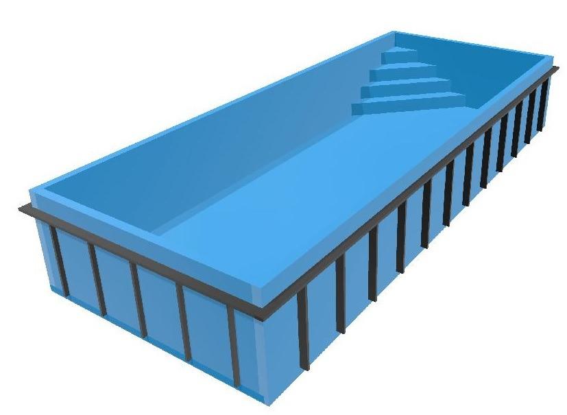 Bazén skimrový