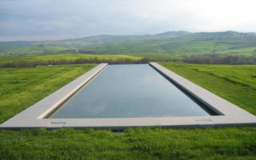 Bazén nekonečný - INFINITY. Bazén s nekonečným okrajom (obrazok je ilustracny)