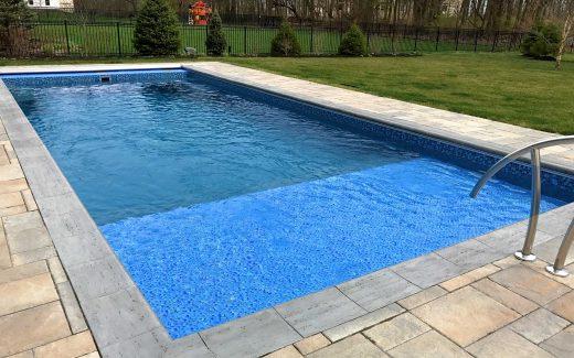Plastový bazén ležadlový - RELAX (ilustračný obrázok)