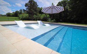 Bazény ležadlový Relax