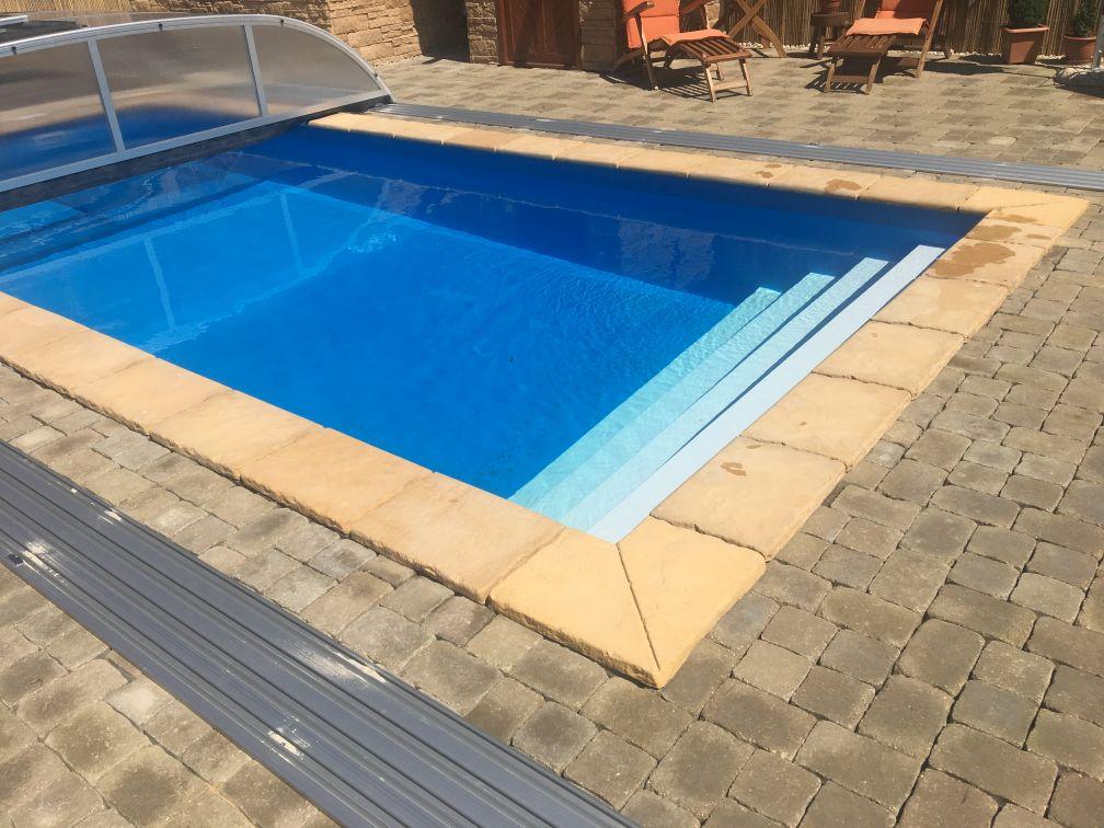 Plastový bazén Modern