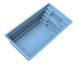 Keramicky bazén CORAL | Bazény | Plastové bazény | Bazény na kľúč