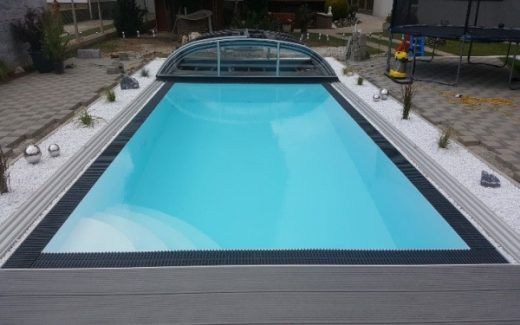 Biely bazén Preliv