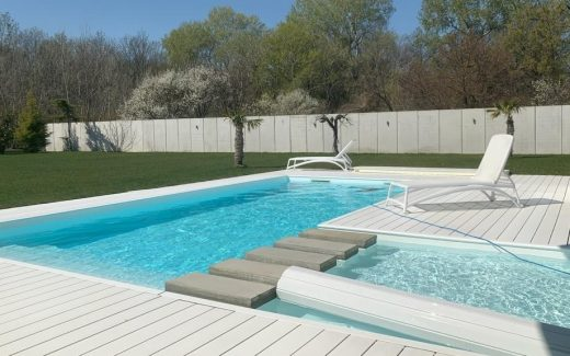Plastový bazén ležadlový RELAX | plastove bazeny
