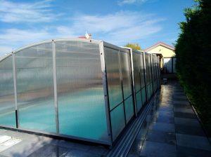 Zastrešenie bazéna VESTA