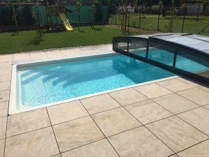 Laminátový bazén SHELL