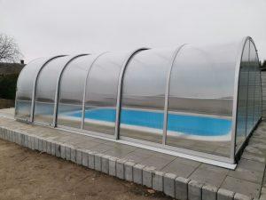 Zastrešenie bazéna vysoké JUNO